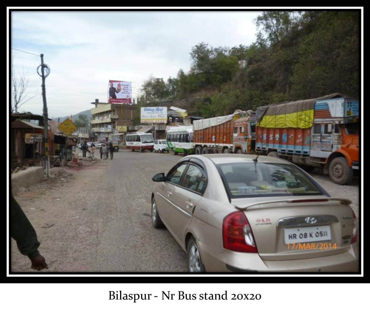 Nr Bus Stand, Bilaspur