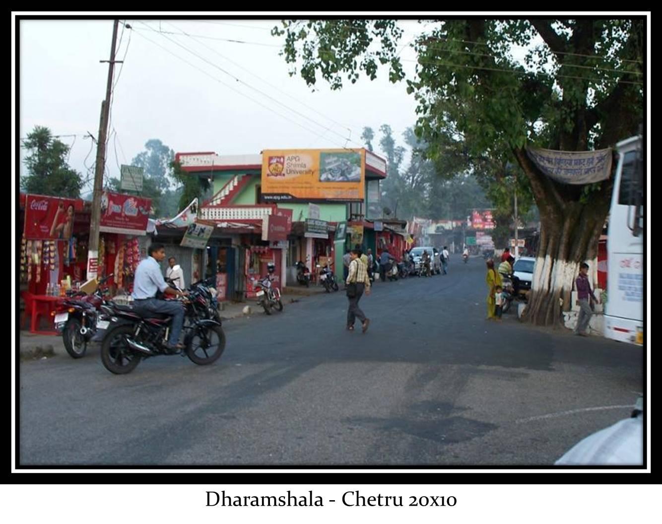 Chetru, Dharamshala