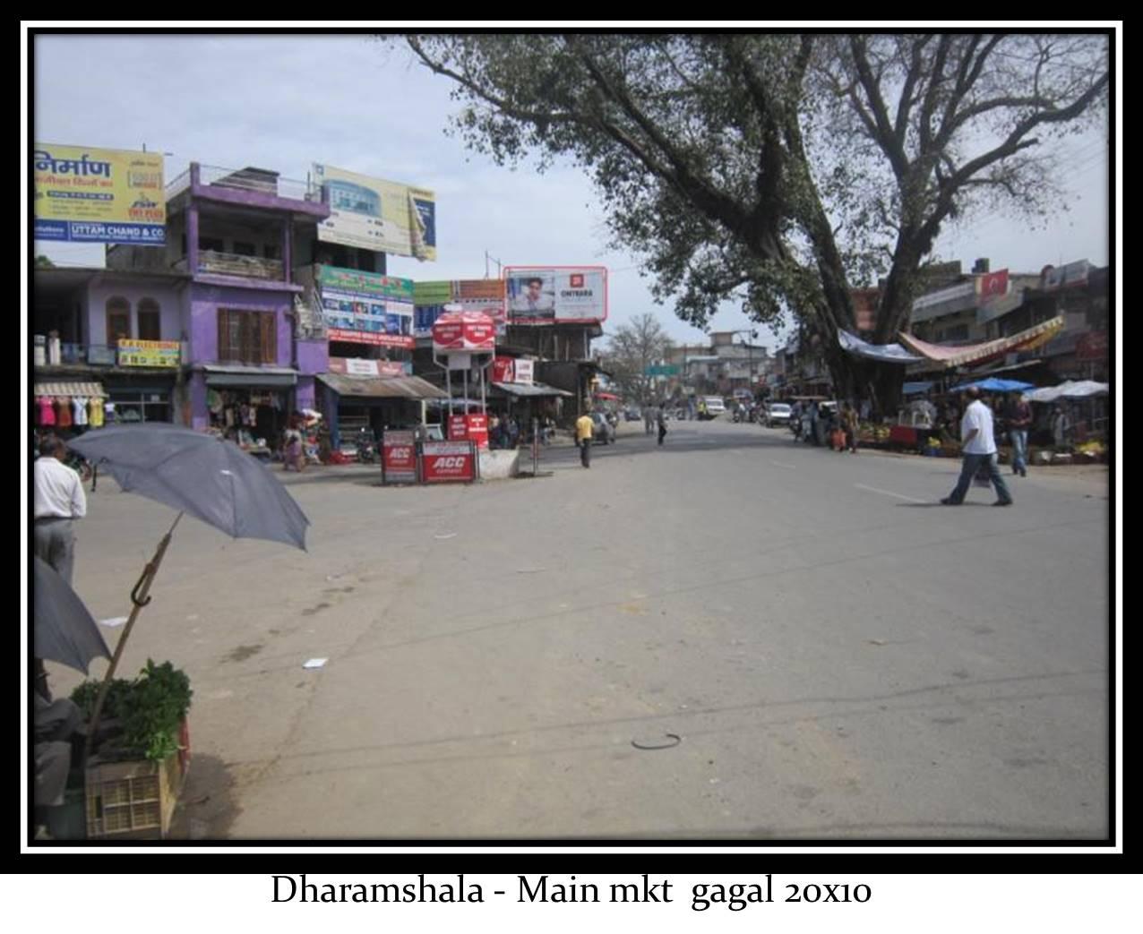 Main Market, Dharamshala