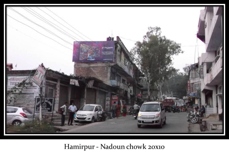 Nadoun chowk, Hamirpur