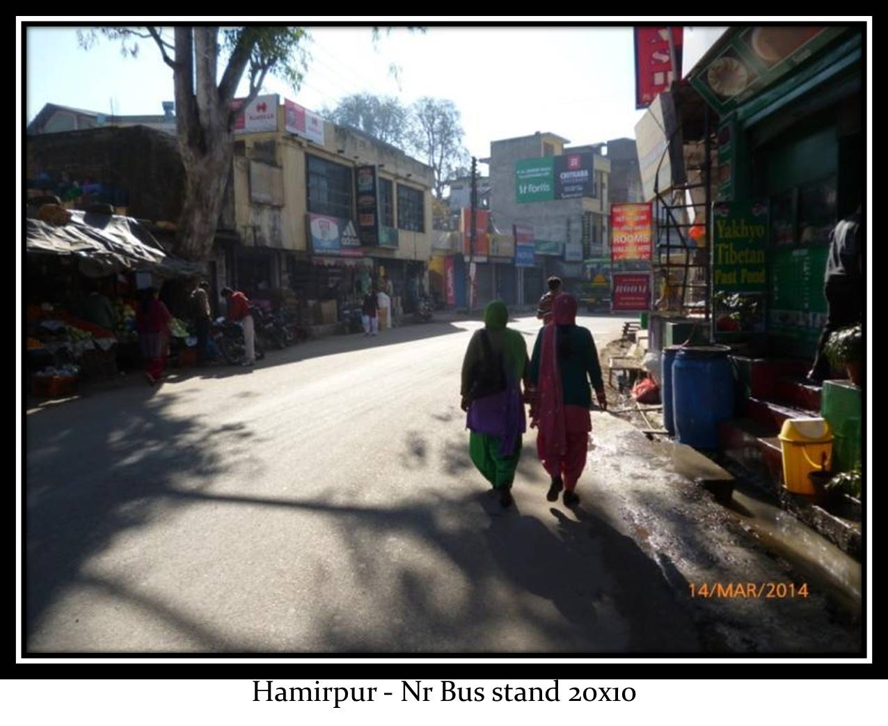 Nr Bus stand, Hamirpur