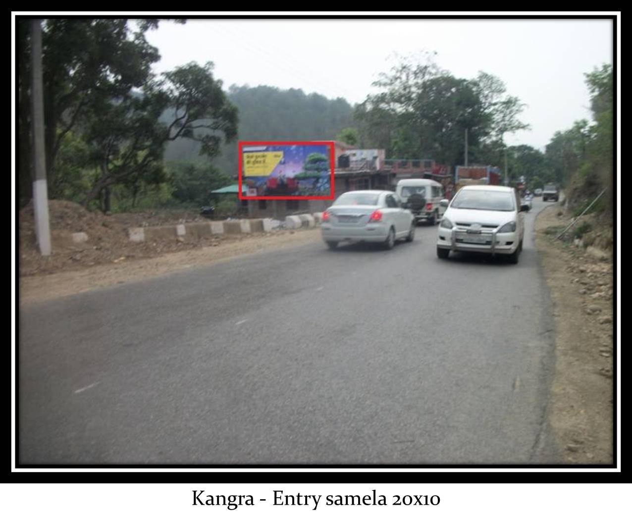 Entry samela, Kangra