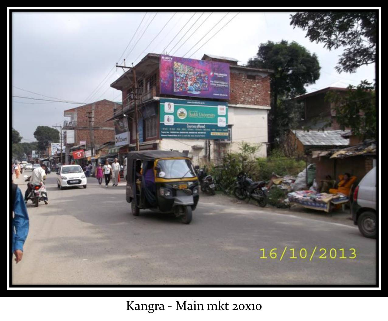 Main Market, Kangra