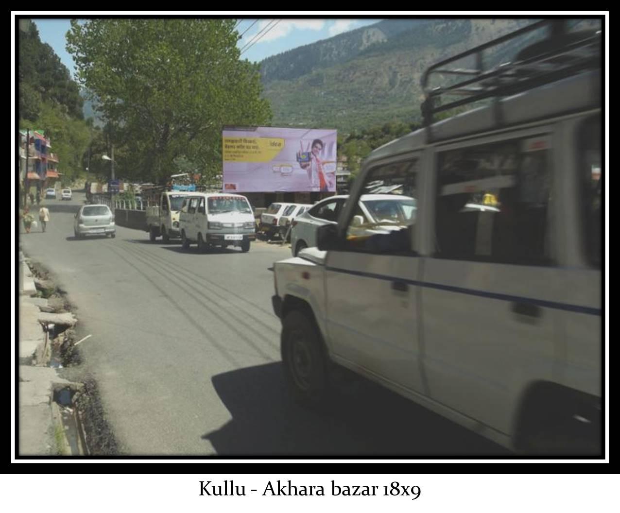 Akhara bazar, Kullu