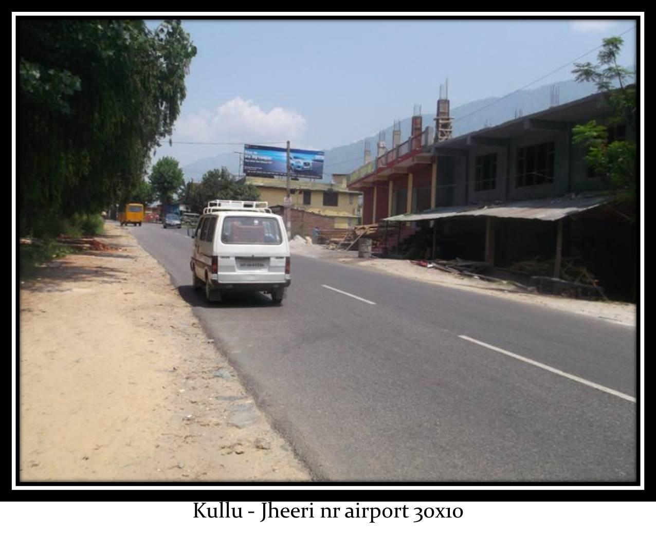 Jheeri nr airport, Kullu