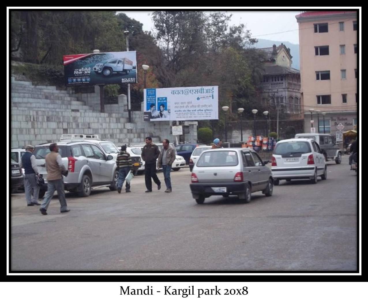 Kargil park, Mandi
