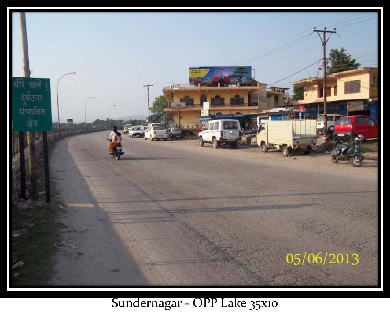 Opp Lake, Sundar Nagar