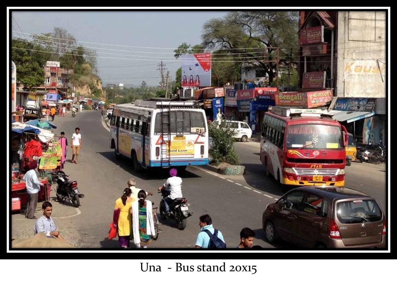 Bus satand, Una