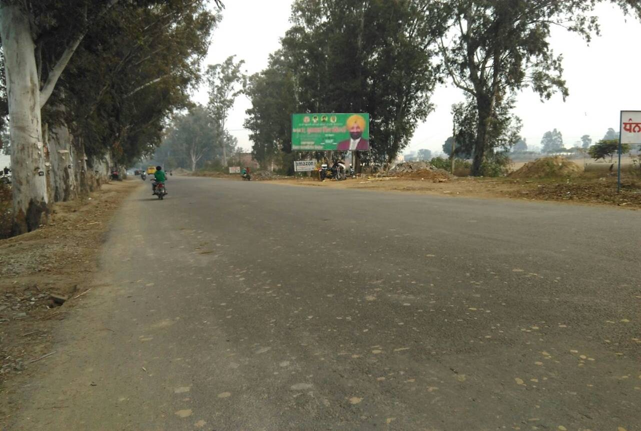 Pathankot road, Gurdaspur