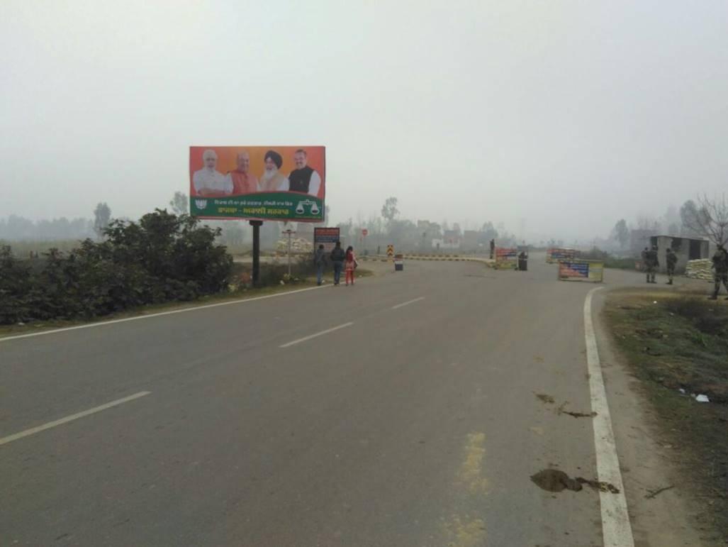 Gurdaspur road, Dinanagar