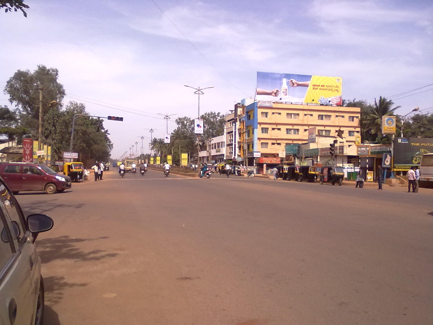 TOWARDS AIRPORT,NR.OASIS MALL,GOKUL ROAD, HUBLI