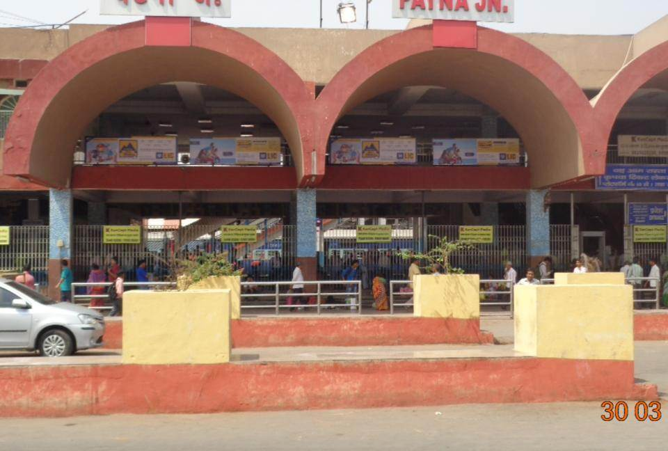 Karbigahiya Portico Side, Patna