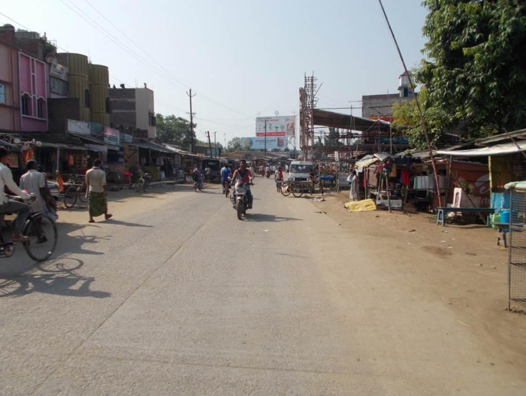 Bus Stand, Lakhisarai