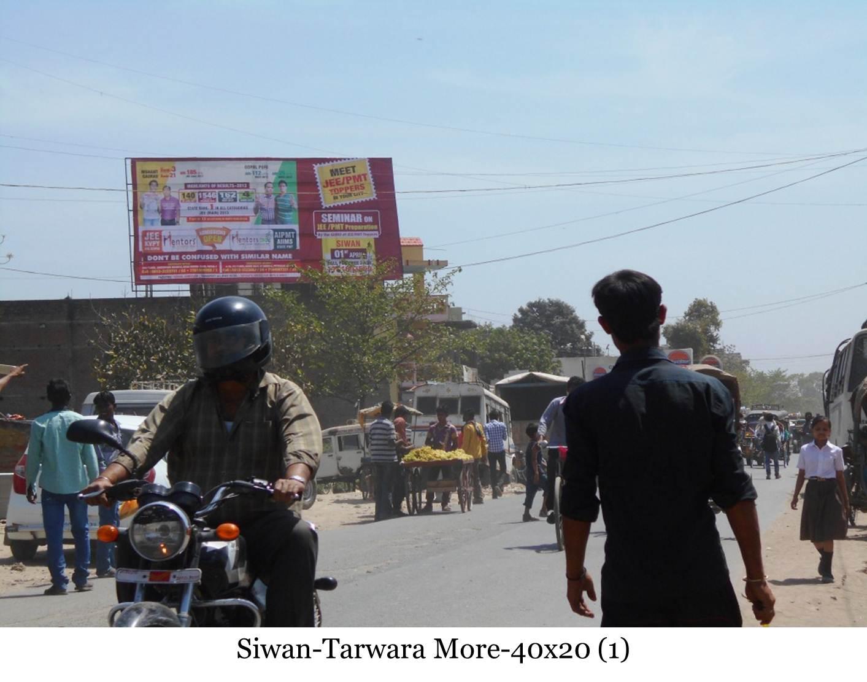 Tarwara More, Siwan