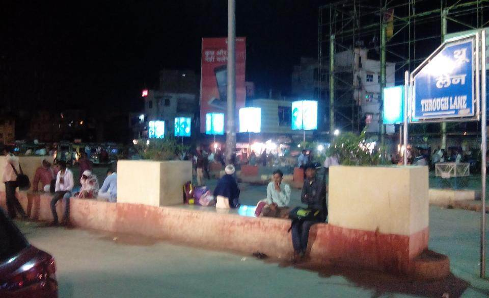 Karbigahiya Side Parking Area, Patna