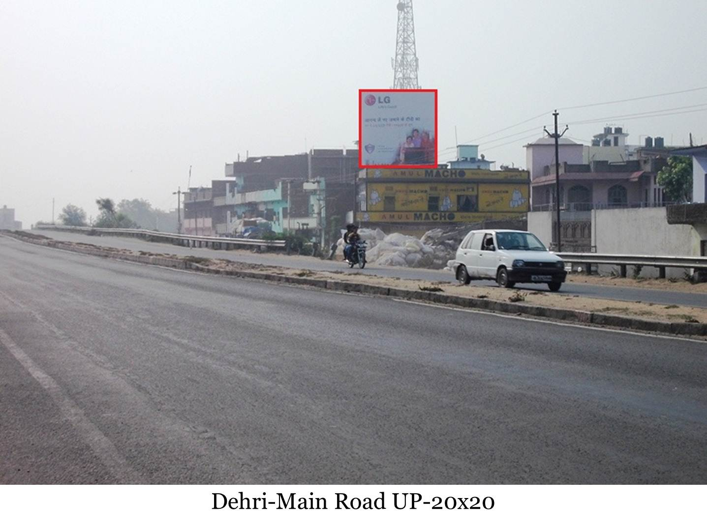 Main Rd UP, Dehri