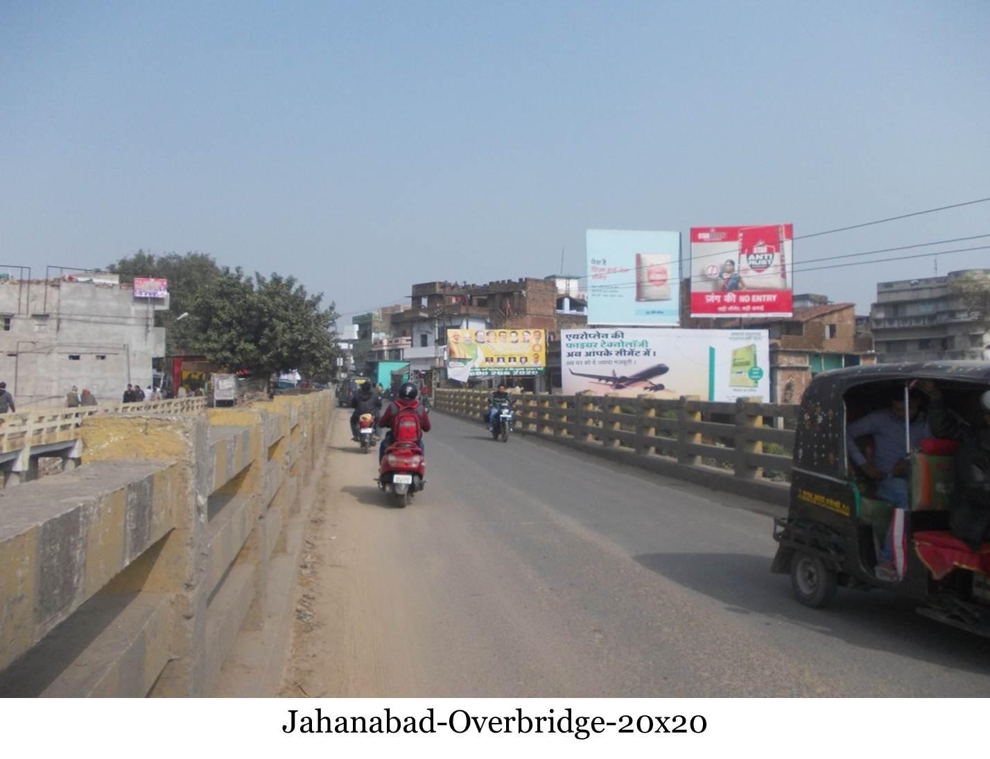 Overbridge, Jahanabad
