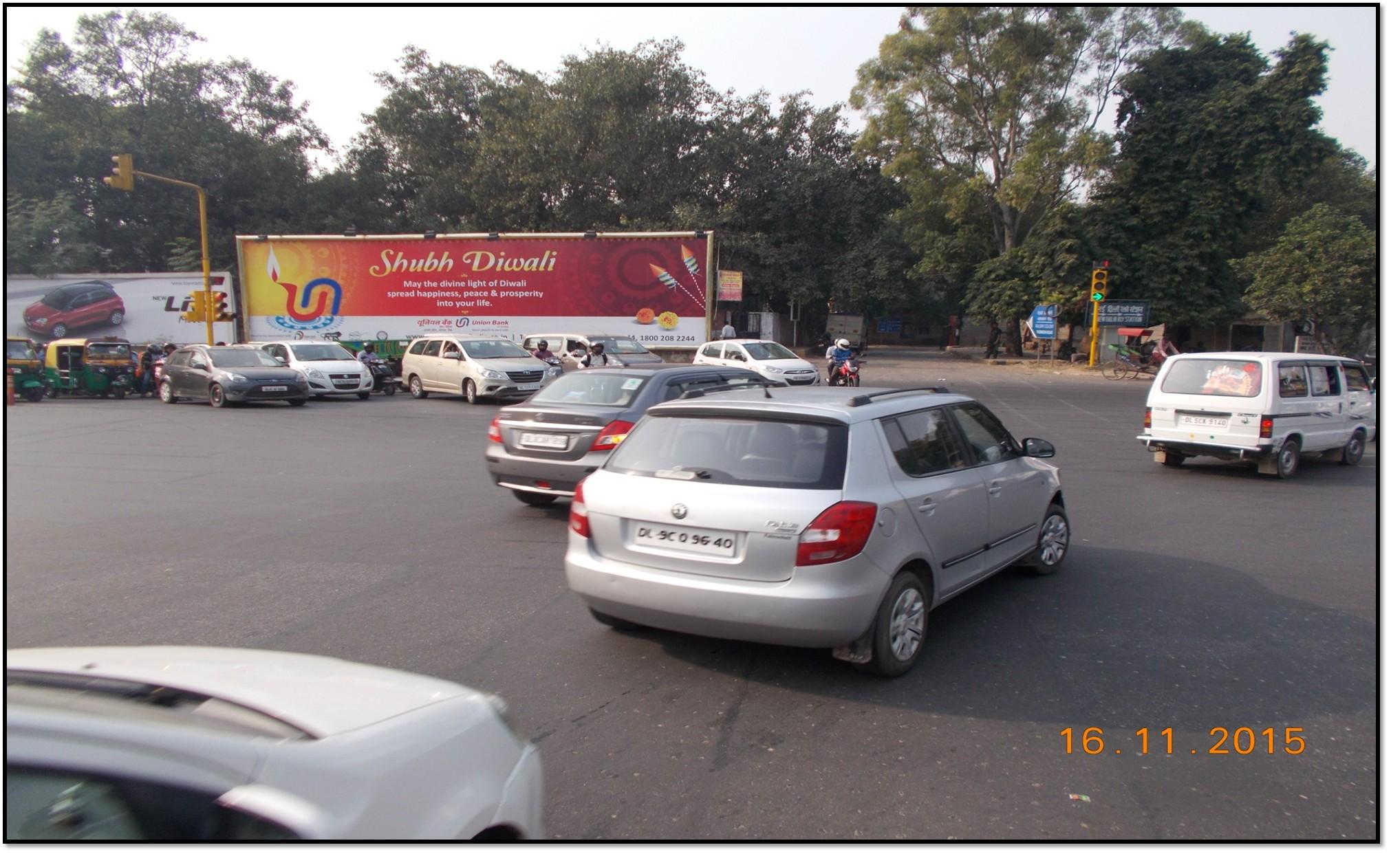 Minto road New Delhi