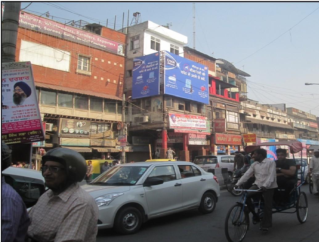 Chandni Chowk, Sisganj Gurudwara, New Delhi