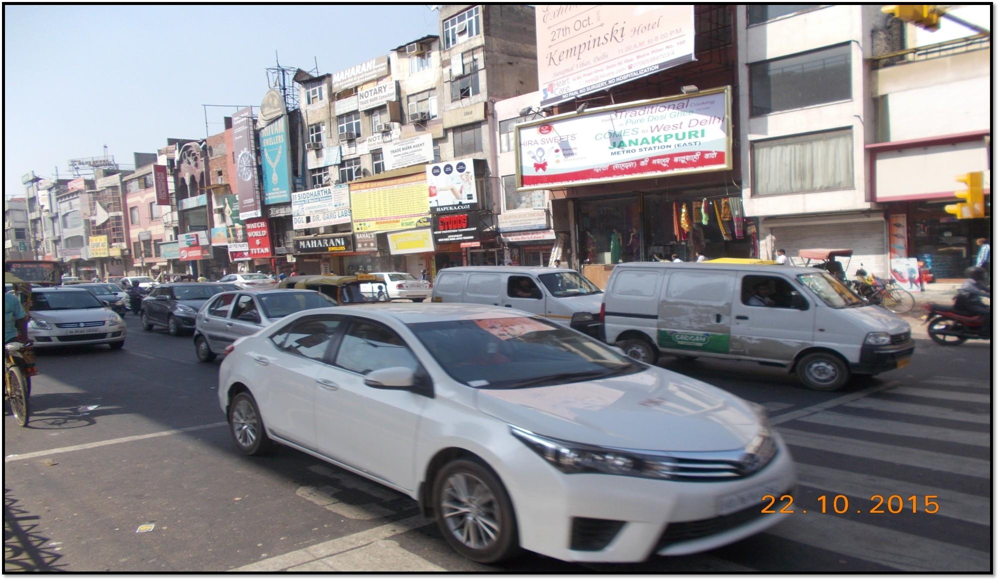 V3S Red Light Laxmi, Nagar, New Delhi