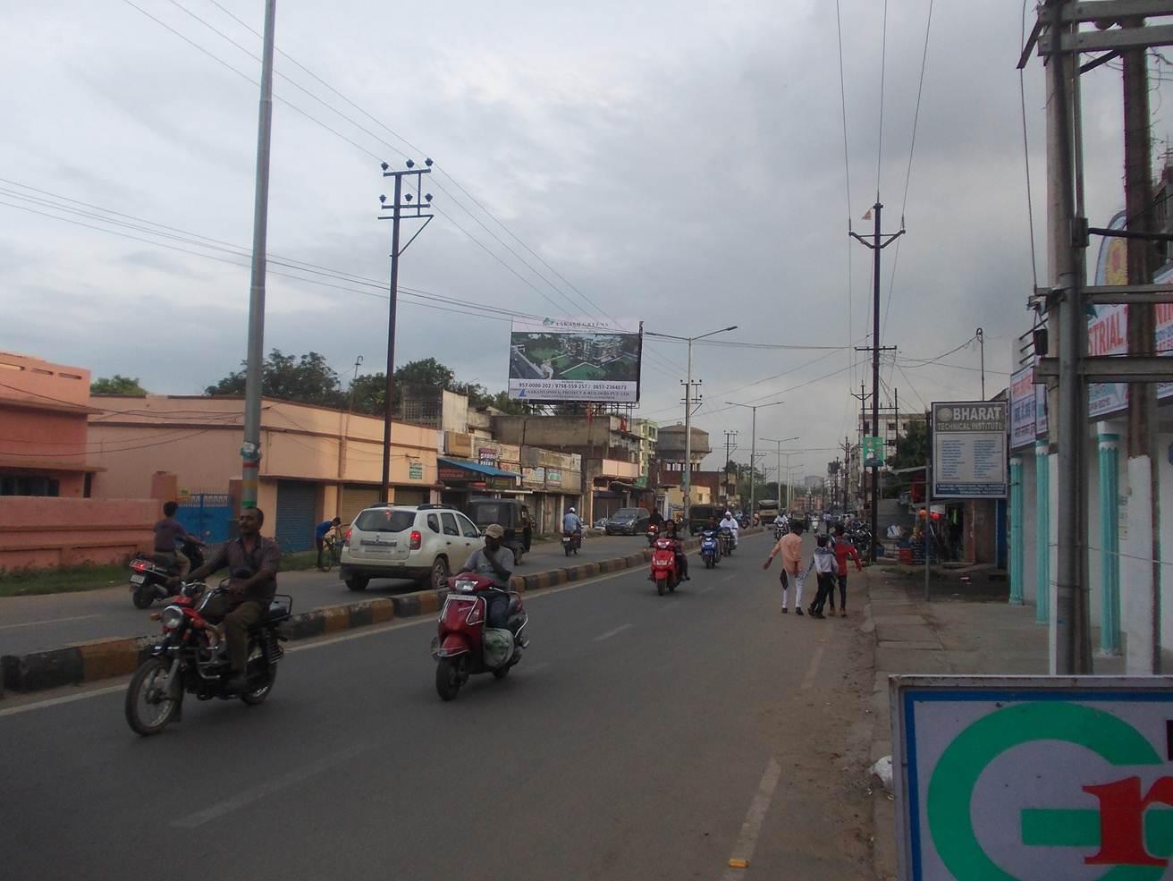 Dimna Chowk City Exit, Jamshedpur