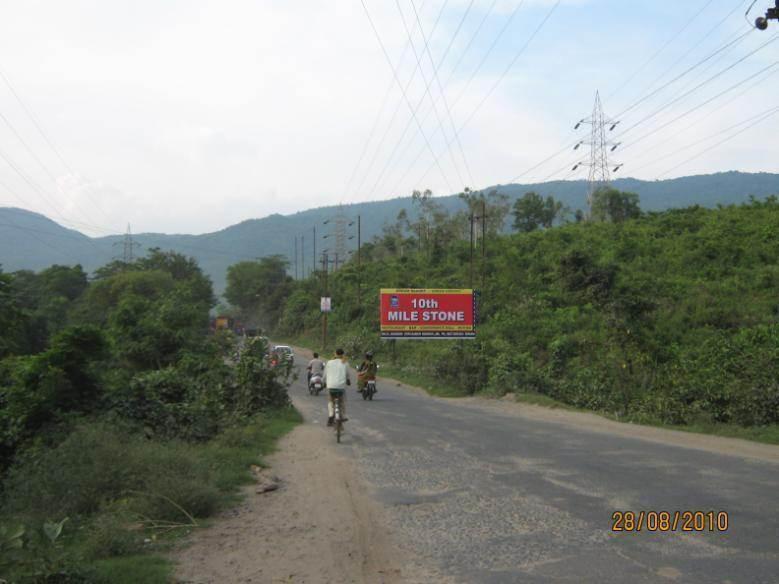 Mango 12 No Road, Jamshedpur