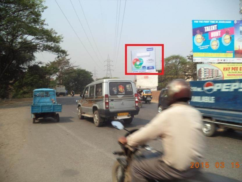 Mango Crossing, Jamshedpur