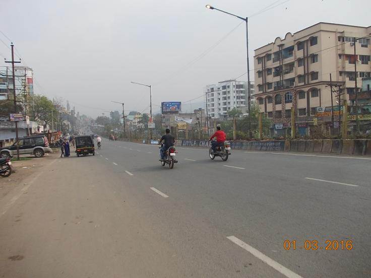 N H -33 Near Kali Mandir, Jamshedpur