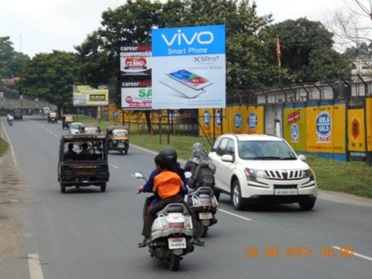 Bistupur- sakchi rd, Jamshedpur