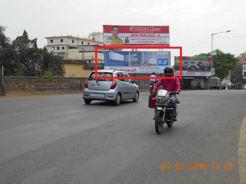 Golmuri Main Road, Jamshedpur