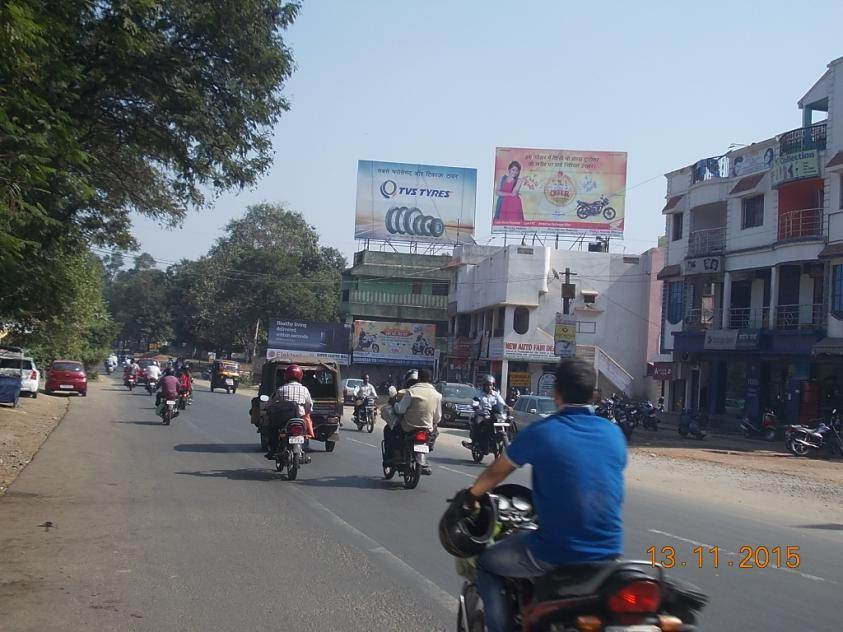 Agrico baridih Road, Jamshedpur