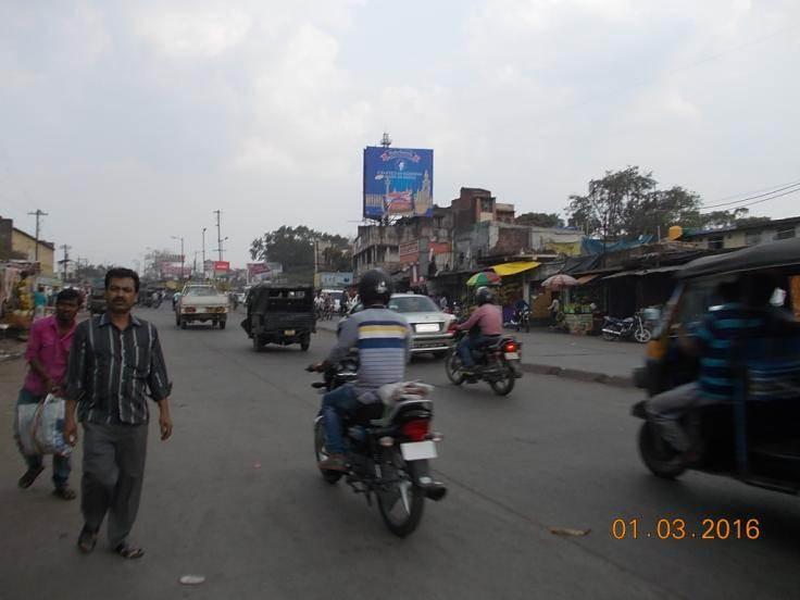 Station Out Gate, Jamshedpur