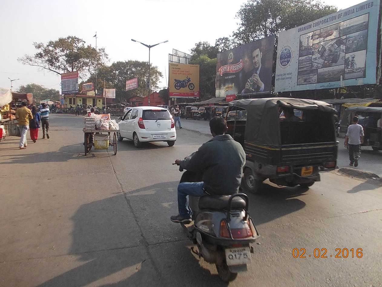 Jugsalai Station Road, Jamshedpur