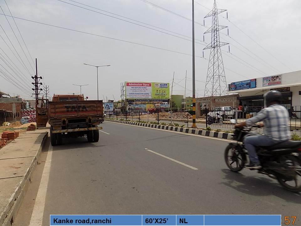 Kanke road, Ranchi