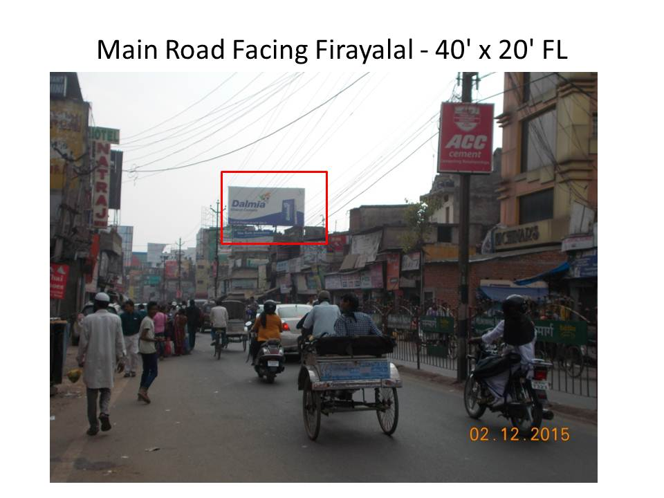 Main Road, Ranchi