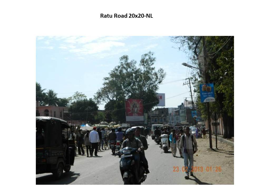 Ratu road, RanchI