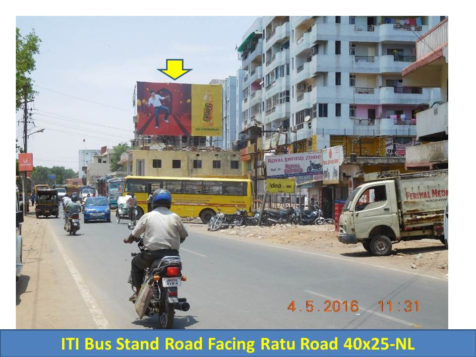 ITI Bus Stand Road, Ranchi