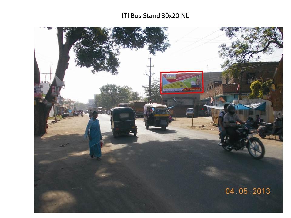 ITI Bus Stand, Ranchi