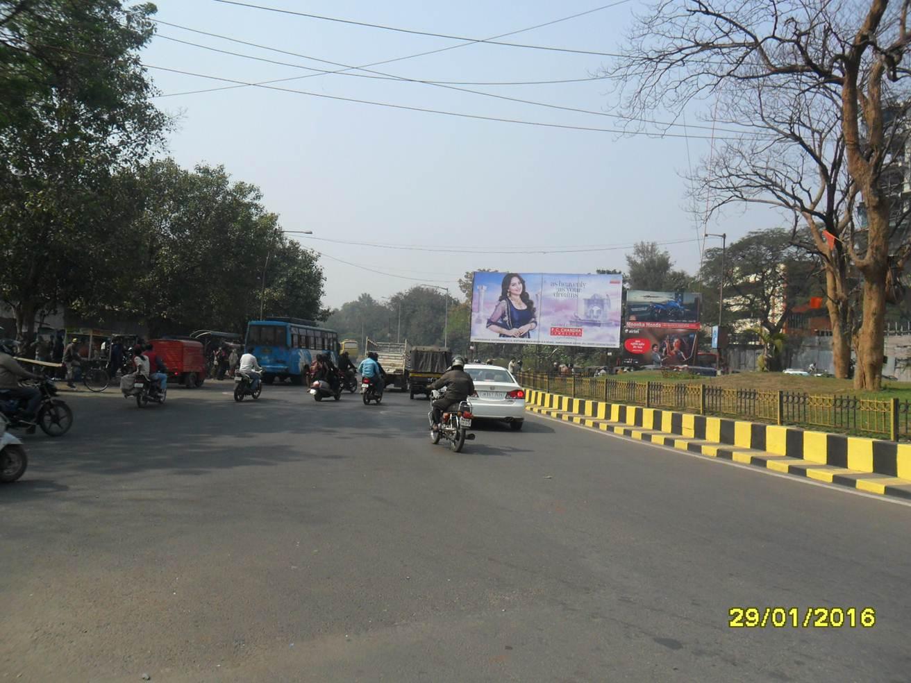 Bistupur  Voltas Circle, Jamshedpur
