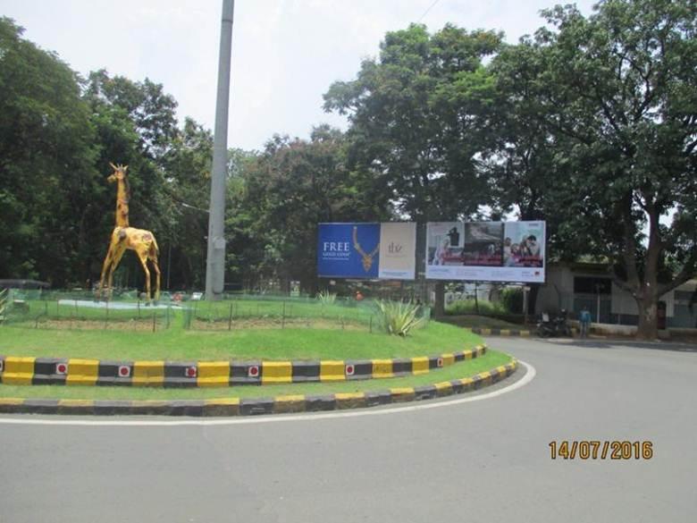 Circuit House area Circle, Jamshedpur