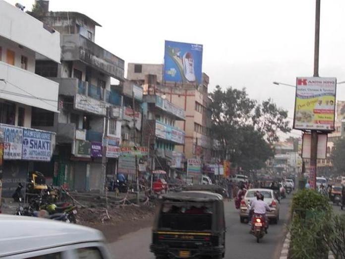 Sakchi Kalimati Road, Jamshedpur