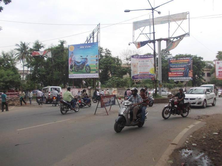 Sakchi MGM Circle, Jamshedpur