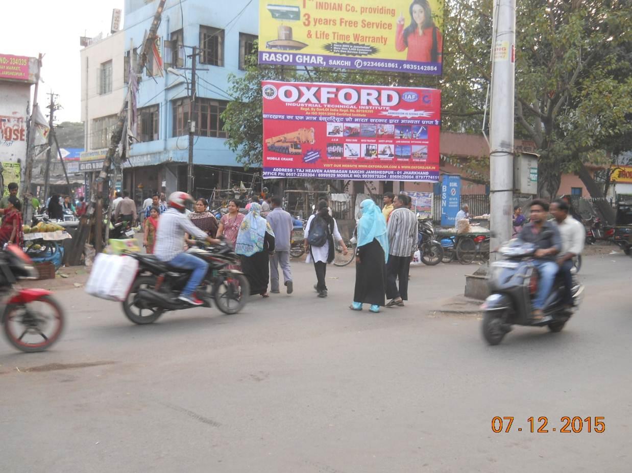 Sakchi Market, Jamshedpur