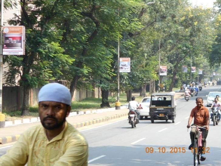 ST Mile Road, Jamshedur
