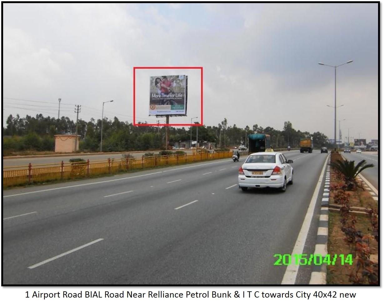 Airport Road BIAL Road, BENGALURU