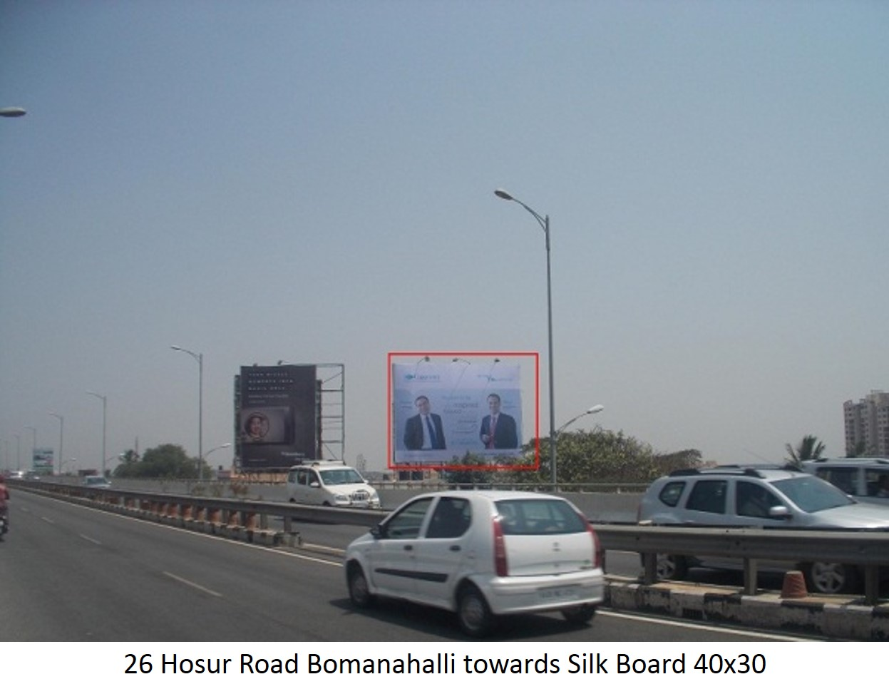 Hosur Road Bomanahalli Towards Silk Board, Bengaluru