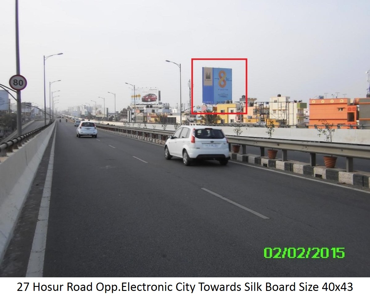 Hosur Road Opp.Electronic City, Bengaluru