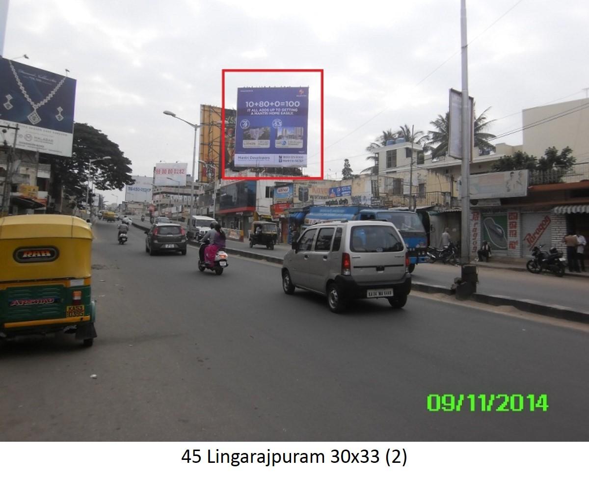 Lingarajpuram, Bengaluru