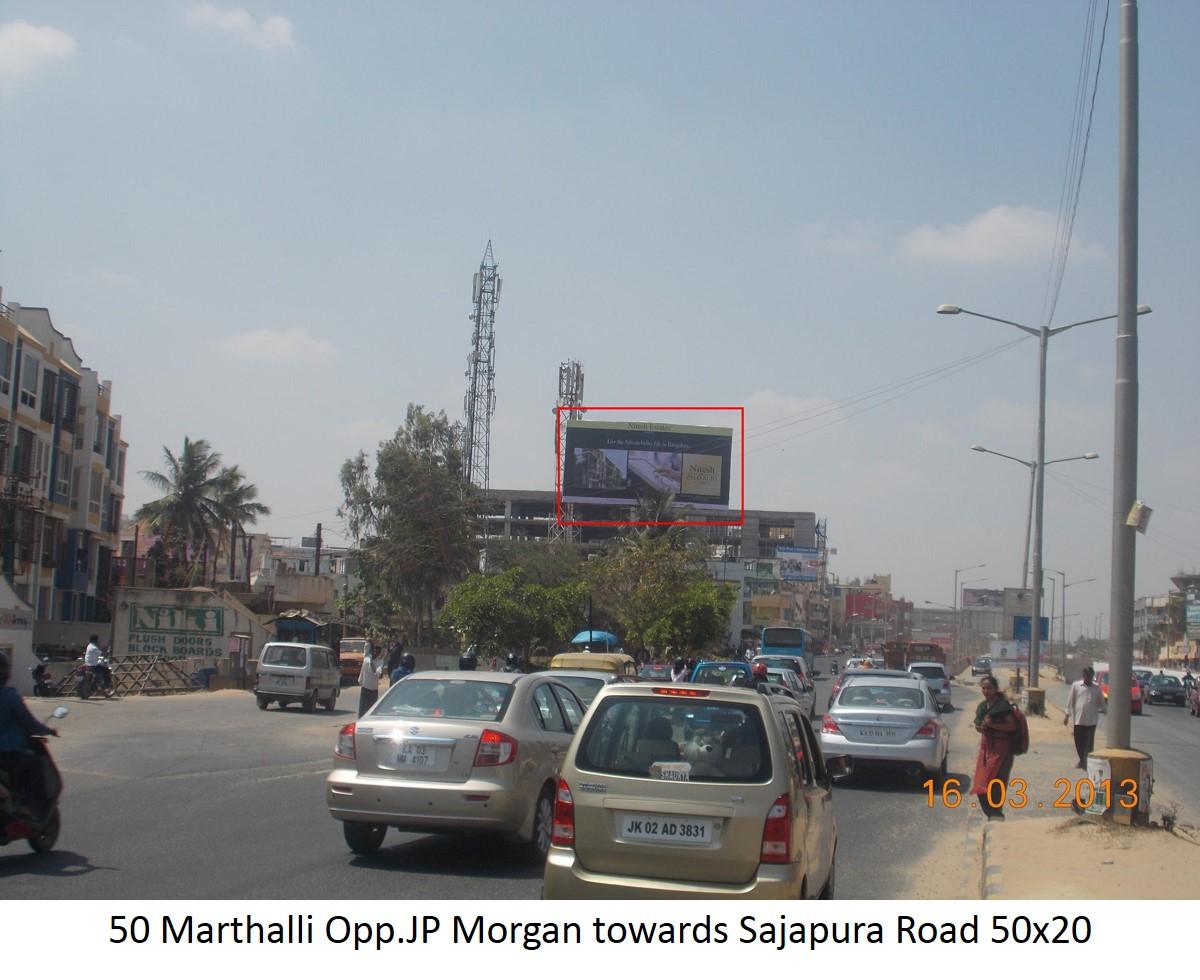 Marthalli Opp.JP Morgan, Bengaluru