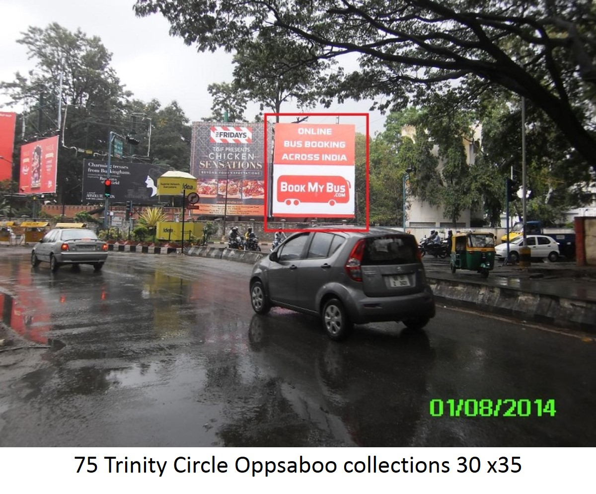 Trinity Circle Oppsaboo collections, Bengaluru